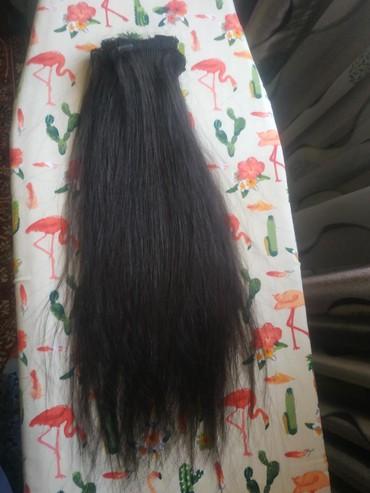Другое - Кыргызстан: Волос натуральный (трессы 12шт) цена возможен торг