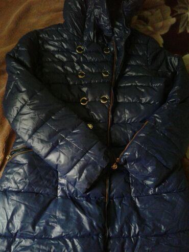 Куртка сатылатПродаю зимнию куртку состояние отличноеРазмер