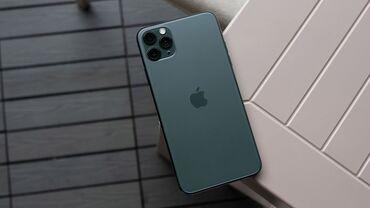 продам iphone 11 pro в Кыргызстан: Новый IPhone 11 Pro 256 ГБ Зеленый