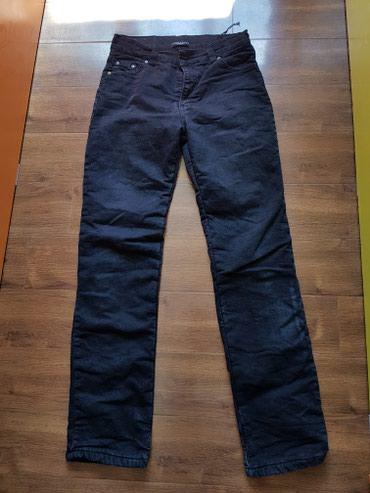 Теплые зимние турецкие джинсы на подростка.Длина - 104 см
