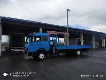 экскаватор бишкек услуги in Кыргызстан | АВТОВЫШКИ, КРАНЫ: Манипулятор | Стрела 10 м. 3 т | Борт 8000 кг