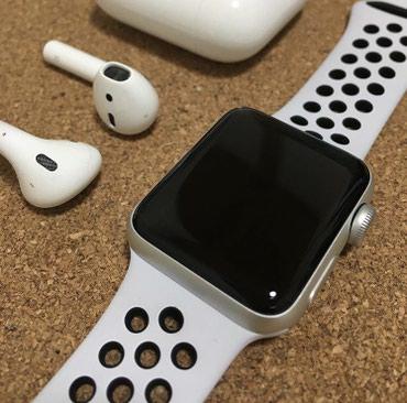 Appe Watch  38мм  Первой серии Серый цвет Хорошее состояние  в Бишкек