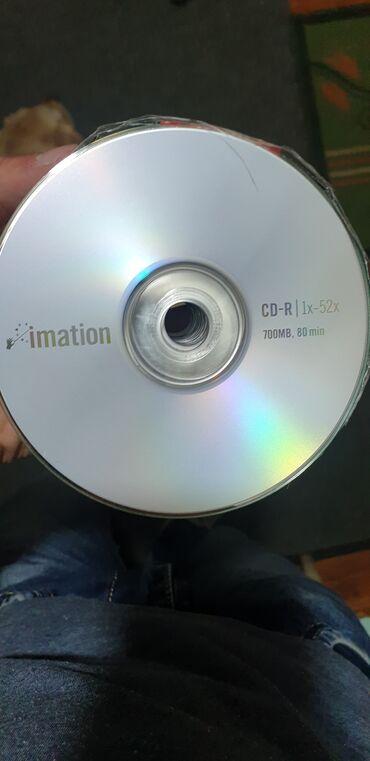 CD диски, не использовались. Цена договорная