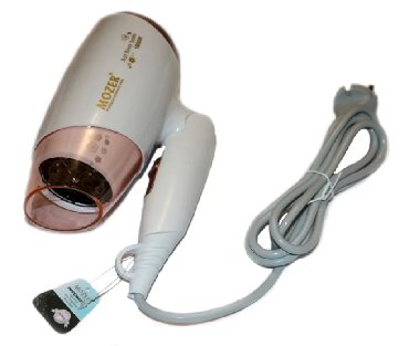 Дорожный Фен для волос Mozer MZ-3306  Тип:Обычный Функция ионизации:Не