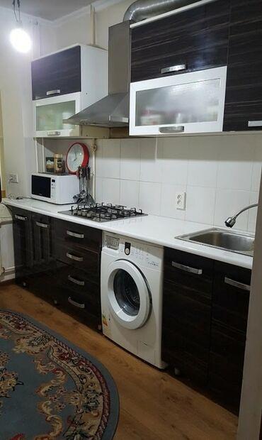 дизель квартиры in Кыргызстан | АВТОЗАПЧАСТИ: Индивидуалка, 3 комнаты, 64 кв. м Теплый пол, Бронированные двери, С мебелью