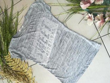 Majica izuzetna Mekani pamuk elastin vel S M Povoljno