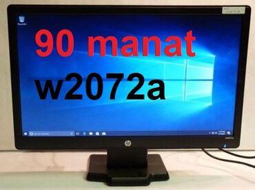 Monitorlar Azərbaycanda: W2072a monitoru - 20 dioqonal
