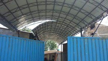 Делаем сварочные работы на заказ в Бишкек