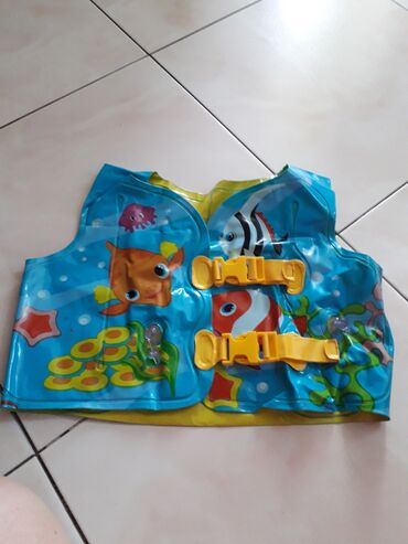 Продаю детский жилет для плавания, надувной