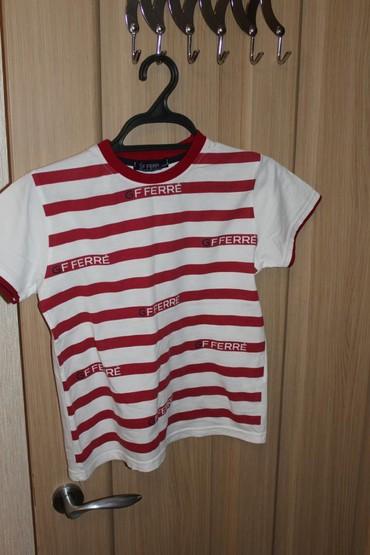 futbolka gf ferre в Кыргызстан: GF FERRE. Продаю детскую футболку .Возраст - на 10 лет. Брали в ЦУМ-е