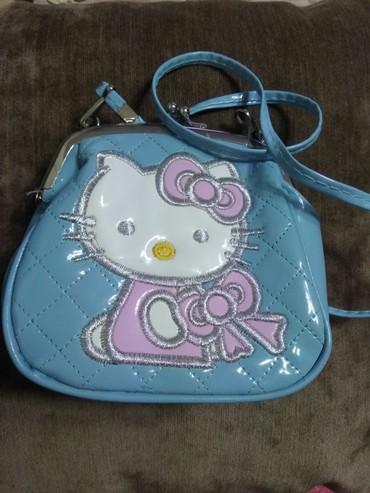 Сумочка детская, Hello Kitty, новая. в Бишкек