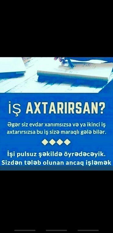 🇦🇿Azərbaycanin butun bolgələrindən olan xanimlarin nəzərinə. Sizə is