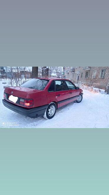 декоративные наволочки лен в Кыргызстан: Volkswagen Passat Variant 1.8 л. 1991