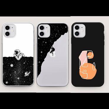 айфон 11 цена в бишкеке в Кыргызстан: Продаю силиконовые чехлы на айфон 11