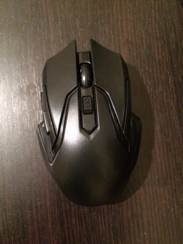 Gəncə şəhərində Mouse Gamer 3200DPI 2.4GHz Wireless istifadə olunmayıb.  Mini
