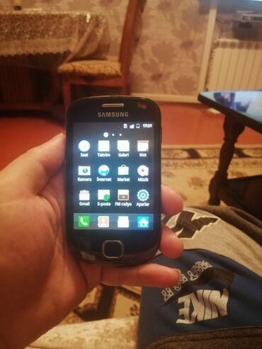 Arxa növü kamera - Azərbaycan: İşlənmiş Samsung S5670 Galaxy Fit qara