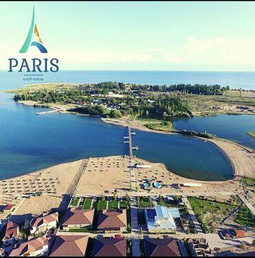 Коттедж, Paris ЦО Royal beach, Чок-Тал, Детская площадка, Парковка, стоянка, Охраняемая территория