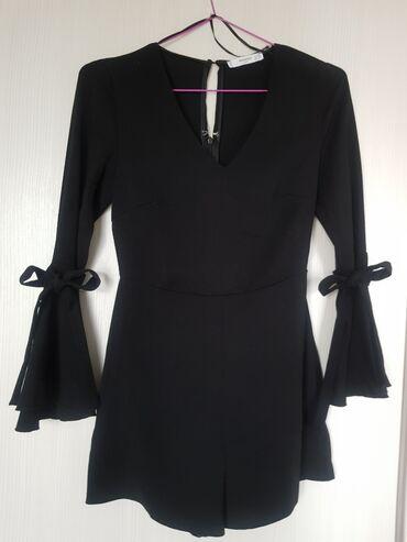 Ολόσωμη φόρμα κοντή μαύρη Mango,εντελώς αφόρετη σε αριστη κατάσταση