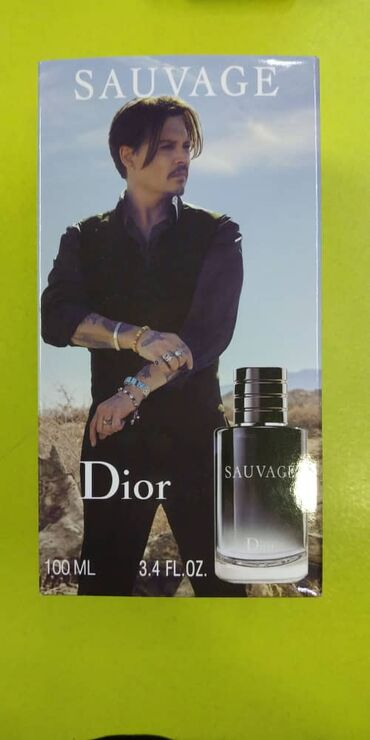 sumka ot dior в Кыргызстан: Dior Sauvage