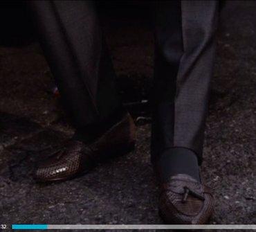 продаю мужские туфли, италия (новые). 42 размер. в Бишкек