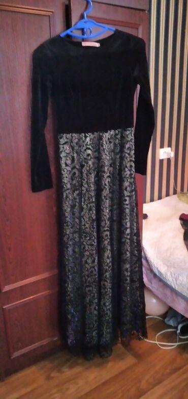 вечерние платье чёрный в Кыргызстан: Платье Вечернее Zizzi L