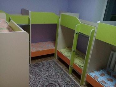Двухъярусный кровать оптом и в розницу в Бишкек