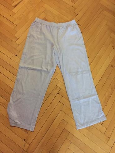 женские брюки дудочки в Азербайджан: Женские Спортивные велюровые брюки большой размер. отличного качества
