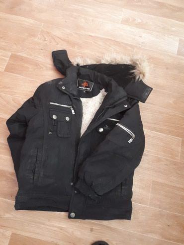 muzhskaja odezhda 40 h godov в Кыргызстан: Куртка детская зимняя, р.40, на 8-9 лет