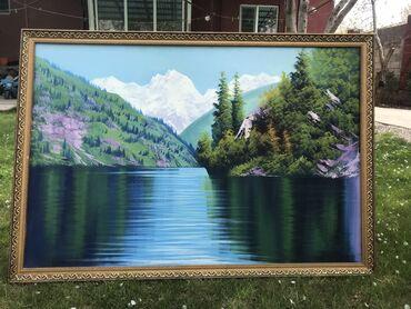 Картина живопись 2 м