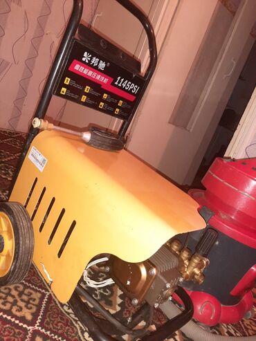 banja pod biznes в Кыргызстан: Продаётся Трансбой с пылесосом. 3хфазный, 250бар, требуемый напряжение