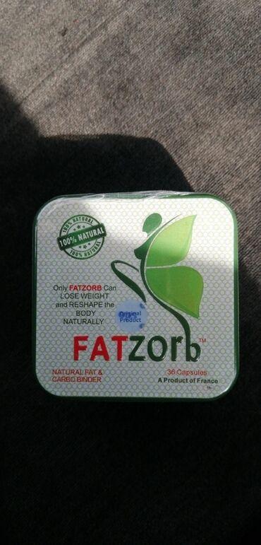 бифит для похудения бишкек in Кыргызстан | СРЕДСТВА ДЛЯ ПОХУДЕНИЯ: Fatzorb усиленная новинка 36 капсул цена указана за одну плостинку