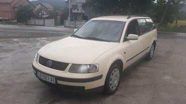 Volkswagen | Srbija: Volkswagen Passat 1.9 l. 1998 | 485999 km