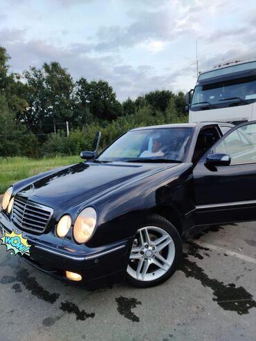Mercedes-Benz E-Class 3.2 л. 2001 | 347454 км