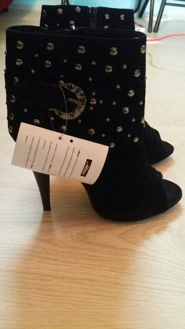 Novo sandale prelepe broj38 duzina gazista 24cm,visina stikle je 10cm - Ruma
