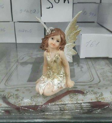 isma angel - Azərbaycan: Angel figurka, visota 10 sm