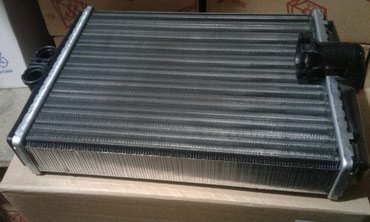 Радиатор печки мерседес 220s klass новый  в Бишкек