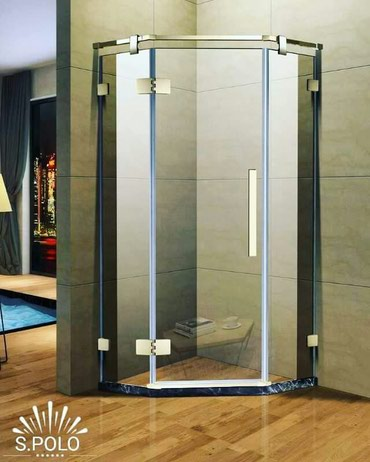 Bakı şəhərində Duş kabin ara kesmeler sifarişi 120×190,6,mm qaliniq profil
