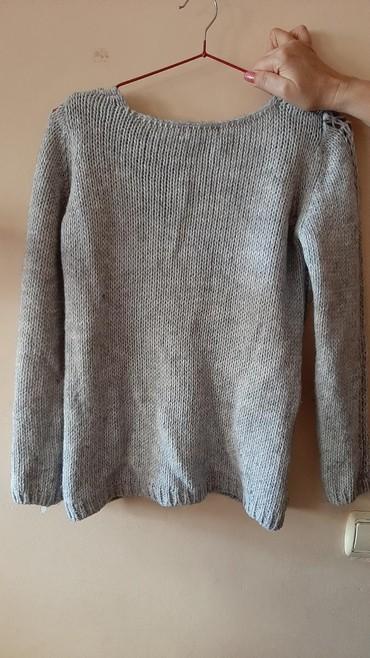 женские-серые-свитера в Азербайджан: Свитер