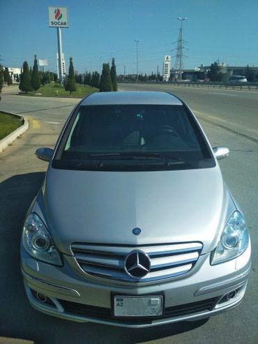 Mercedes-Benz Sumqayıtda: Mercedes-Benz B 170 1.7 l. 2008 | 59000 km