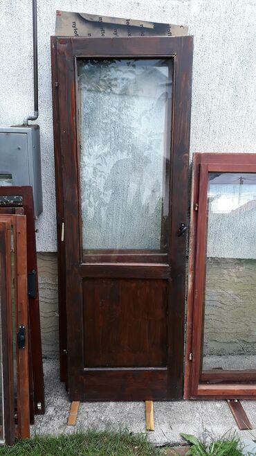 Kuća i bašta - Gornji Milanovac: Balkonska vrata 210 x 79cmBalkonska vrata 210 x 79cmProdaju se samo