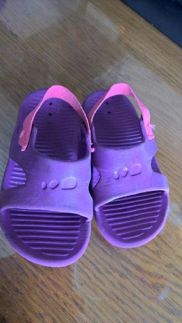 George-playsuit - Srbija: Gumene papucice, po 150 din par