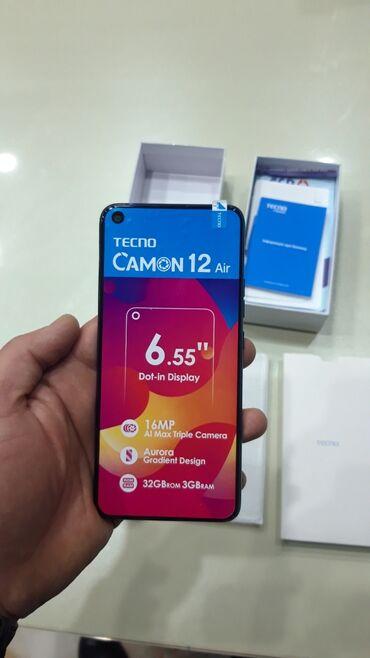 большая клетка для морской свинки в Азербайджан: Tecno camon 12 air 16 mp camera 32 gb yaddas 3 gb ram. Barter olunmur