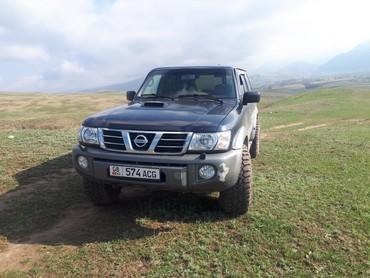 синий nissan в Кыргызстан: Nissan Patrol 2004
