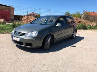 Polovni automobili - Nis: Volkswagen Golf 1.9 l. 2005   202000 km