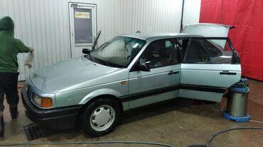 город кант в Кыргызстан: Volkswagen Passat 1.8 л. 1991 | 333 км