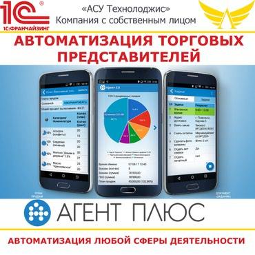 Агент Плюс: Мобильная торговля, 1С в Бишкек