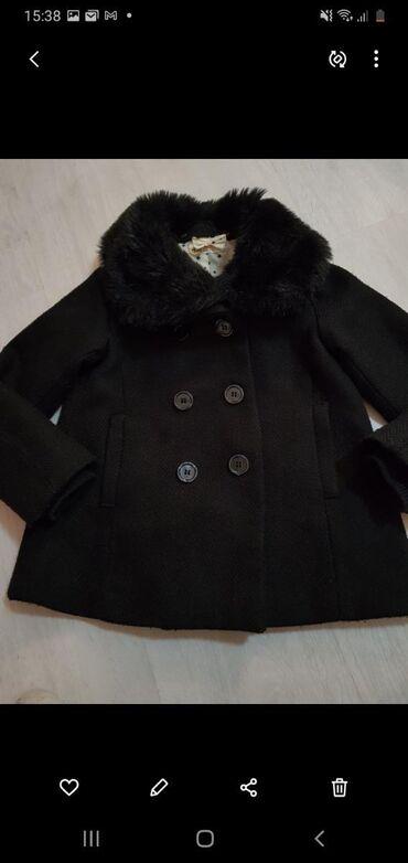 Dečija odeća i obuća - Presevo: H&M kaputic 5-6 vel