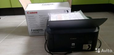 Продаю лазерный принтер canon 6020 с в Бишкек