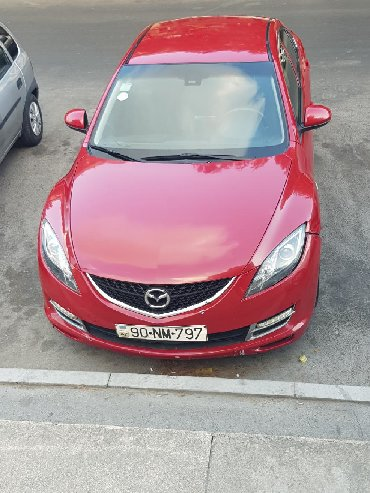 kondsaner - Azərbaycan: Mazda 6 2008