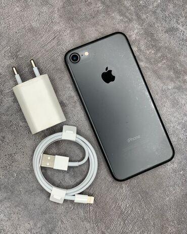 Рассрочка на телефон - Кыргызстан: IPhone 7 32Gb Цена 13500  •Оформляем телефоны в кредит через банк от 3
